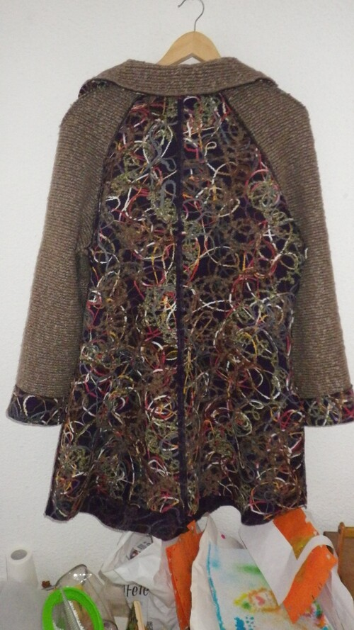 Un manteau de mi-saison