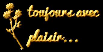 FLEURS OR