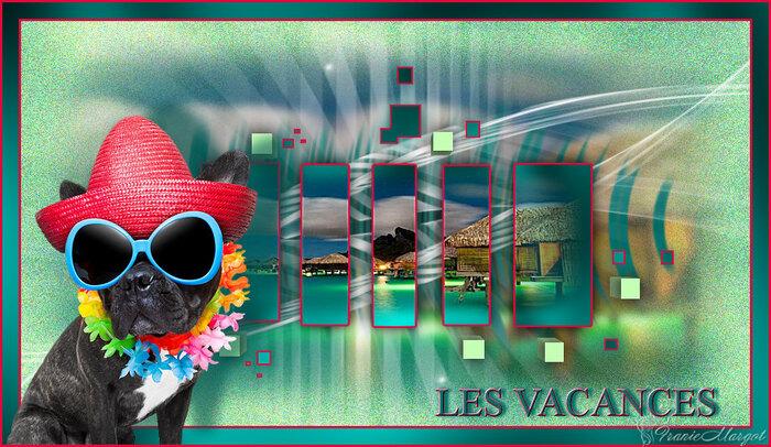 Les vacances