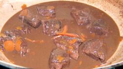 Bœuf bourguignon moelleux et tendre à souhait (facile)