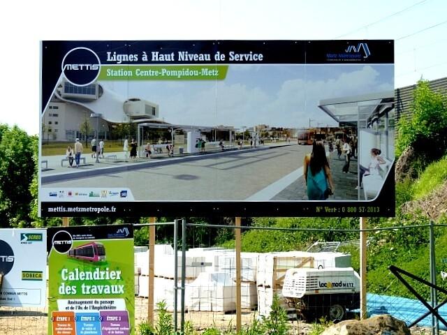 Mettis à Metz CPM 1 Marc de Metz 2012