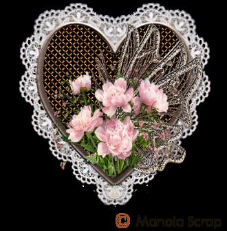 Coeurs fleurs page 2