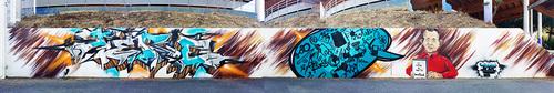 jerc fresque au college Marcel Pagnol de Serignan (34) mai 2015 toutes les productions