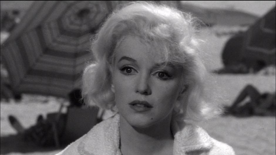 C'était le père de Marilyn Monroe