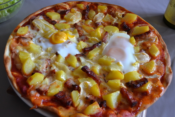 Pizzaflette