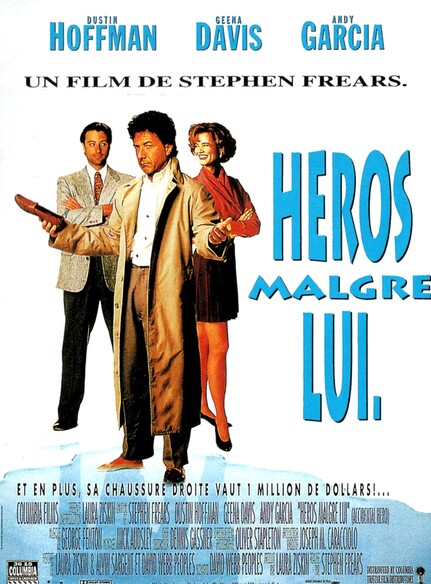 HEROS MALGRE LUI AFFICHE FRANCE