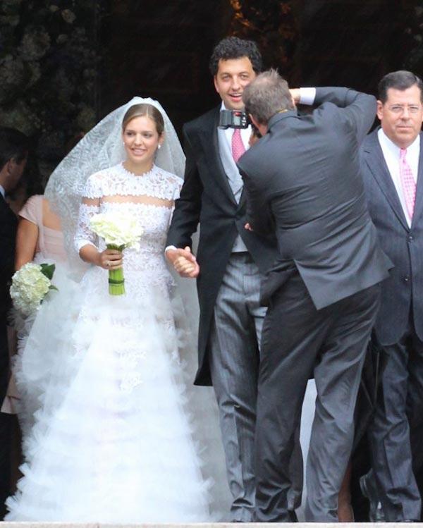 Encore un mariage
