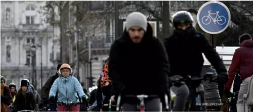 Le vélo, une révolution urbaine