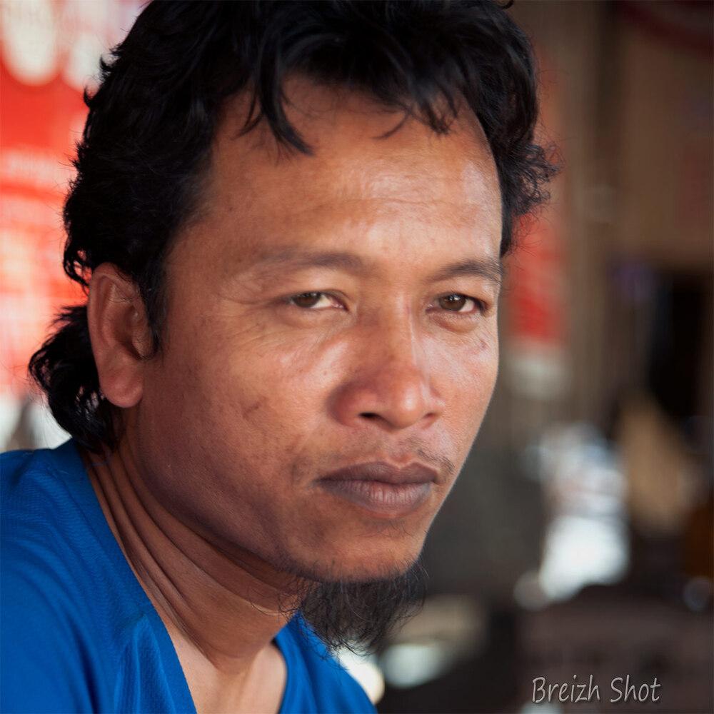 Homme Cham - Kampot