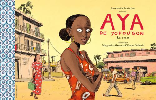 Aya de Yopougon: adaptation de la BD du même nom