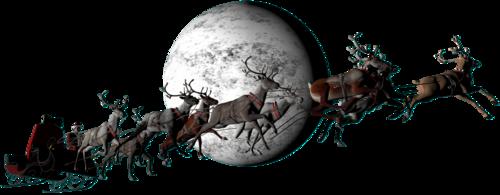 Transport de Noël