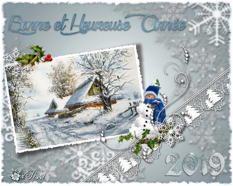 *Meilleurs Vœux 2019 *