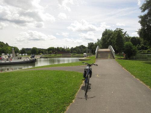 Au parc de Charleville