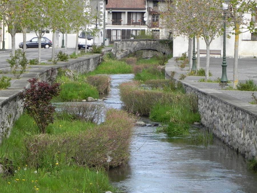 la ville romaine de Saint Bertrand de Commingues