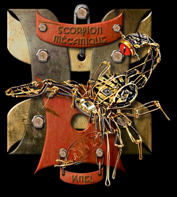 """""""Scorpion Mécanique"""""""