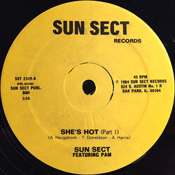 Sun Sect Feat. Pam - She's Hot
