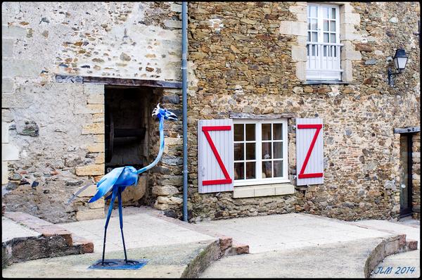 Z, l'Oiseau Bleu