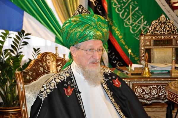Le grand mufti de la Russie : les musulmans de Russie ont déjà leur califat
