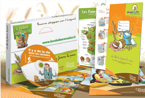 Berühmt Kits l'école des céréales - Les bons plans de Gandalf MZ28
