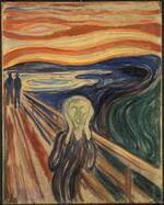 Mon top en Arts visuels 3 (expressionnisme)