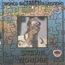 Stevie Wonder - World Ballads Collection - Complete CD