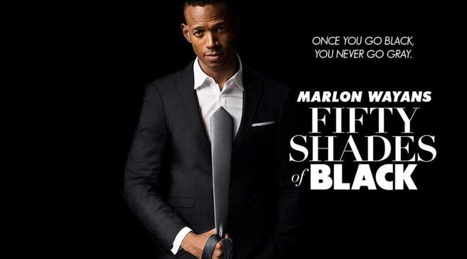 Résultats de recherche d'images pour «Cinquante nuances de black  film»