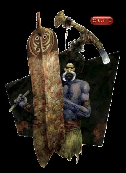 Tubes tribal