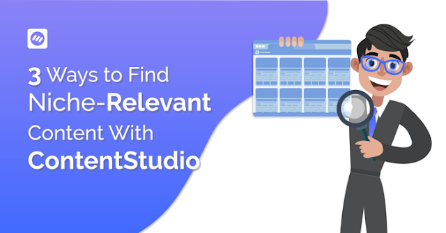 ContentStudio is a social media management platform to discover engaging content, share on multiple networks and amplify your content marketing