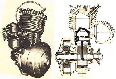 Les motos russes de Max Penson (suite)