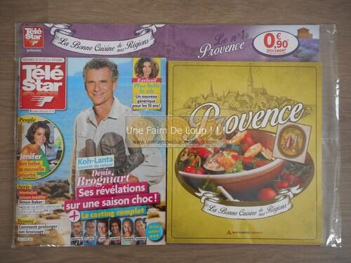 """Collection """" La bonne cuisine de nos régions """" - Août 2014"""