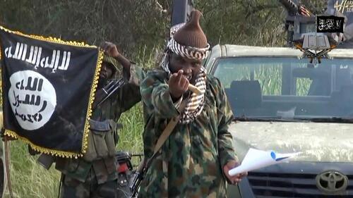 Nigeria : Boko Haram massacre dans sa fuite les femmes mariées de force