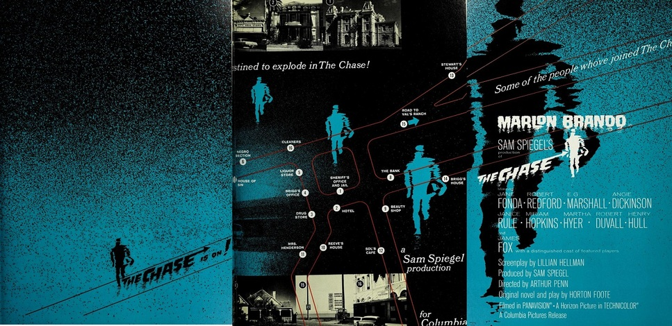 THE CHASE BOX OFFICE USA 1966