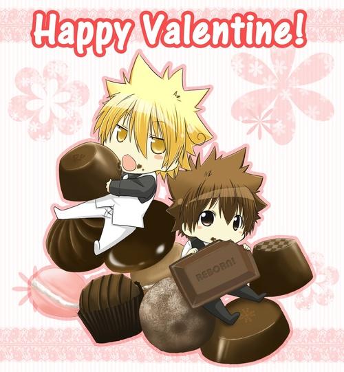 Joyeuse St-Valentin !!