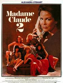 BOX OFFICE FRANCE 1981 MADAME CLAUDE 2