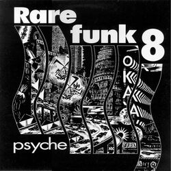 V.A. - Rare Funk Vol.8 - Complete CD