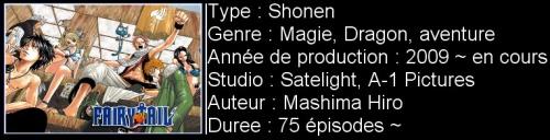 Fairy Tail saison 1
