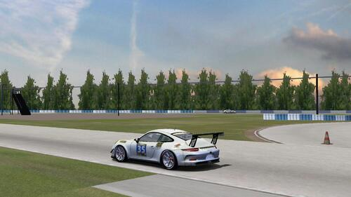 B2F Competition - Porsche 991 GT3