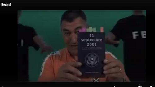 HUMOUR : L'histoire du 11 septembre 2001 avec Jean-Marie Bigard Spread the love