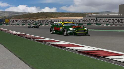 Team Phoenix Racing Aston Martin DBRS9