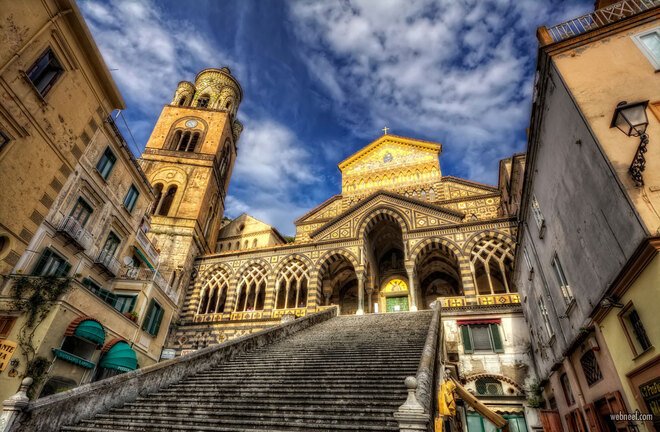 hdr photography le dome amalfi