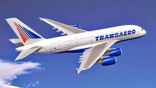 A380 Transaero
