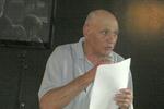 Le maître de cérémonie, Jean Paul
