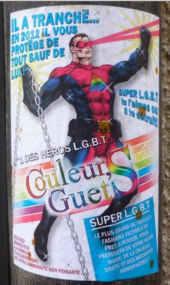 Novembre du conformisme et de la censure gay
