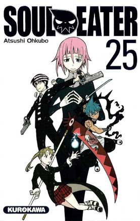 Review : Soul Eater Tome 25 - A New God Is Dead - YZGeneration