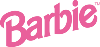 Logo Barbie 3