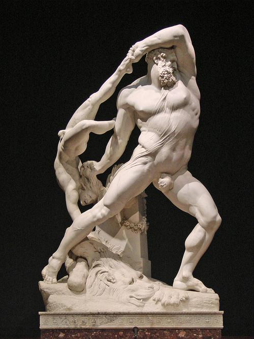 Antonio Canova, l'art raffiné