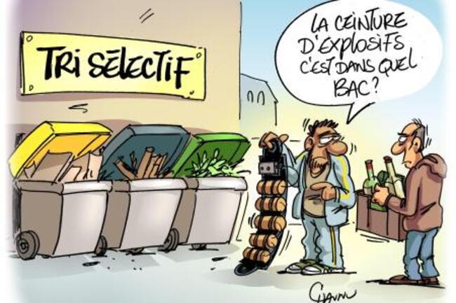 Humour du lundi ... !!!