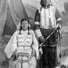 A Dakota man and woman. 1880-1910.jpg