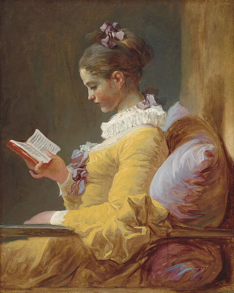 Fichier:Fragonard, The Reader.jpg