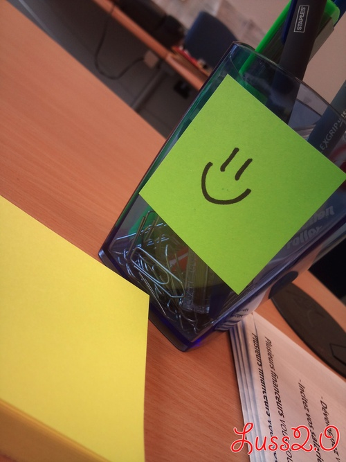 Post-it war ?!